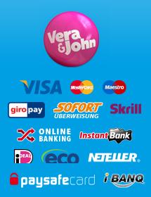 Vera & John transaktioner