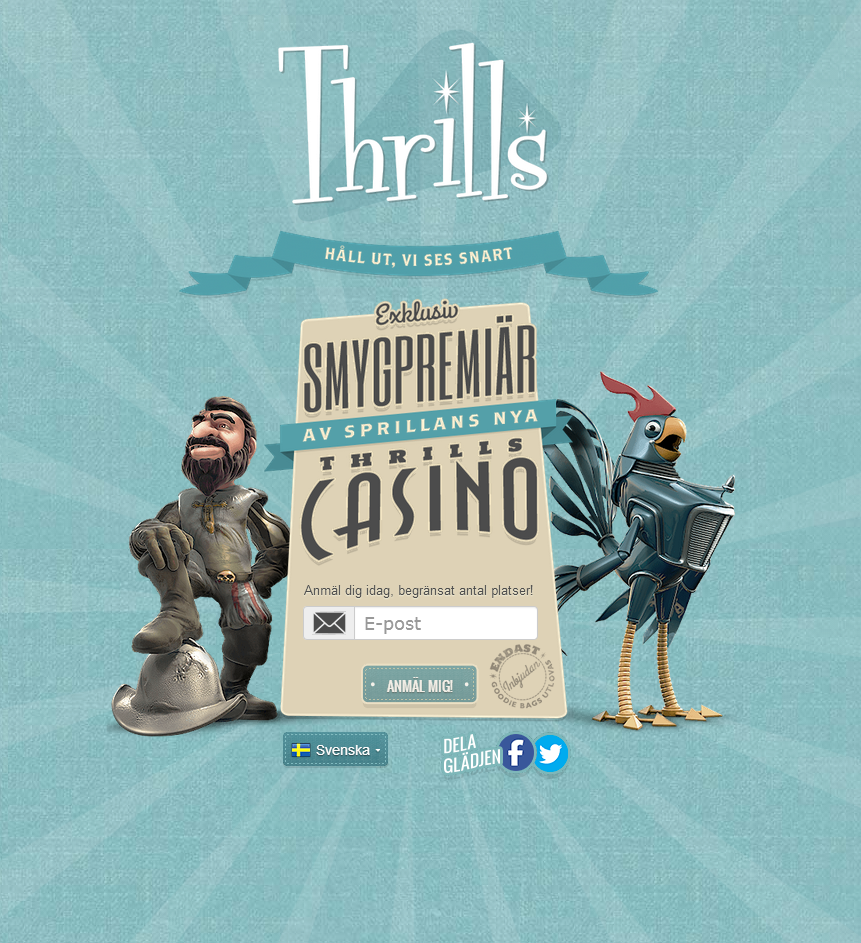 Thrills casino bild