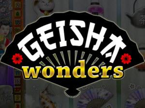 geishawonders slotmaskin