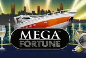 Mega fortune jackpott slot