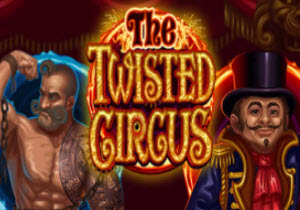 twisted circus slot