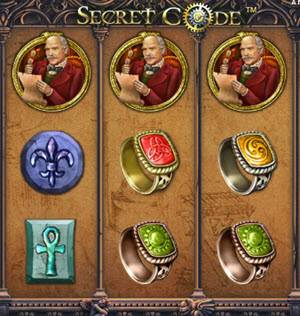 secret code netent slot