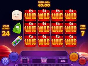 CANDY WORLD slot