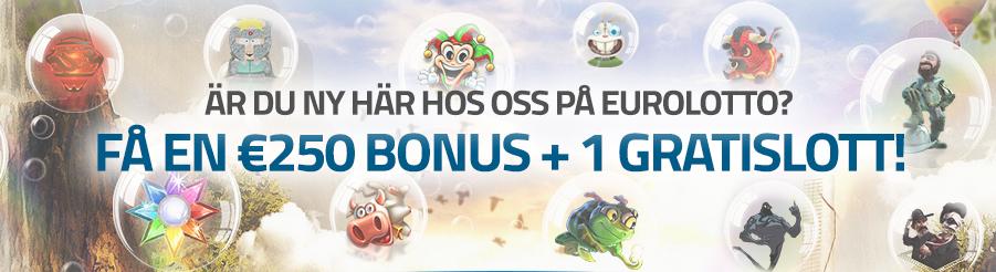Eurolotto bonus