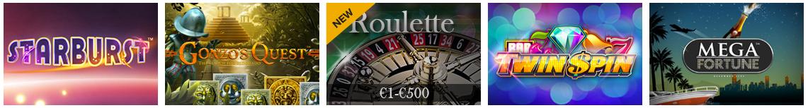 Monte Carlo spel