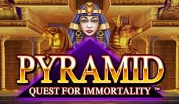 Pyramid free spins