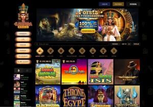 cleopatra casino hemsida