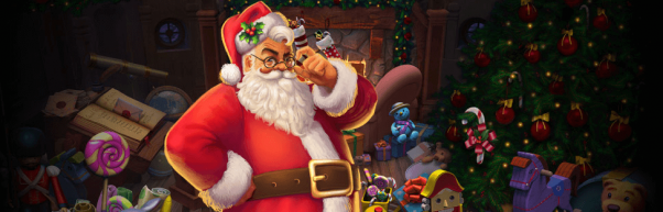 Secrets of Christmas  free spins