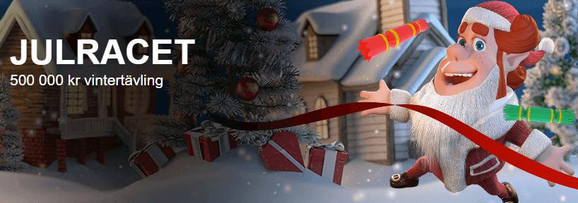 julrace sverigekronan